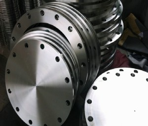 Stainless steel flange YS014