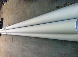 12 meters long stainless steel seamless pipe YS001
