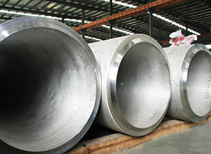 TP321 large diameter seamless stainless steel pipe YS003
