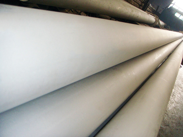 Stainless steel seamless pipe YS009